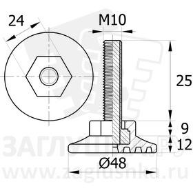 48М10-25ЧН