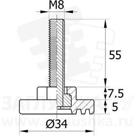34М8-55ЧН