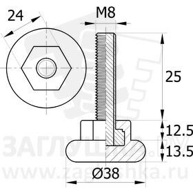 38М8-25ЧН