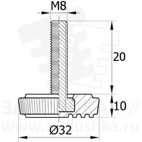 32М8-20ЧН