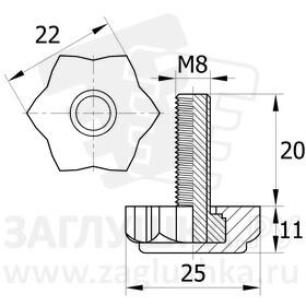 22М8-20ЧН