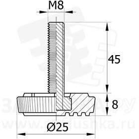 25М8-45ЧН