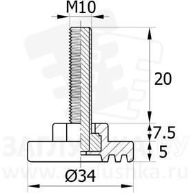 34М10-20ЧН